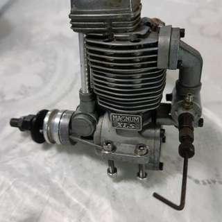 Model aeroplane engine magnum xls