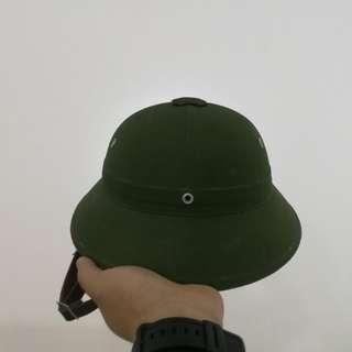 Amry helmet