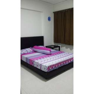 Nice Common Room with fan Woodlands Blk 755 Ave 4 for Rent
