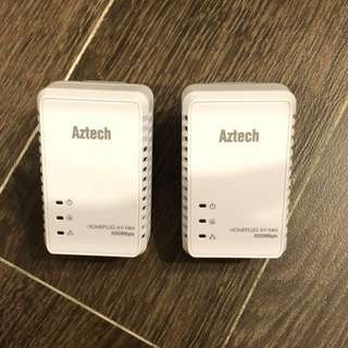 Aztech 500mbps router