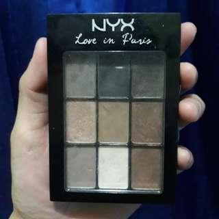 Eyeshadow NYX original