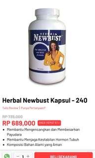 Herbal untuk pembesar payudara, 100% efektif. Dari tumbuhan herbal jadi bahan alami sehat untuk tubuh