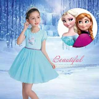 Frozen / Sofia Dress