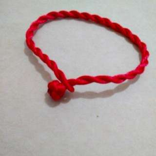 The Lucky Infinite Knot Bracelet