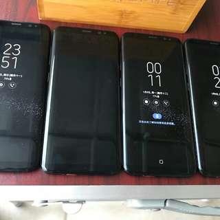Samsung S8 黑色 64g