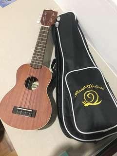 Kala KA-S 21 inch soprano ukulele