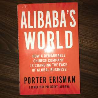 [Hardcover] Alibaba's World