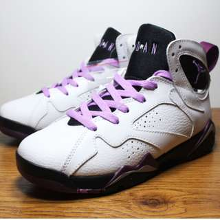 "Air Jordan 7 GS ""Fuchsia Glow"