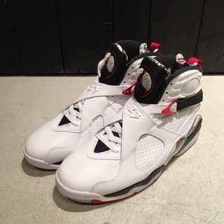 NIKE Air Jordan 8 Alternate AJ8兔八哥跑步鞋藍球鞋