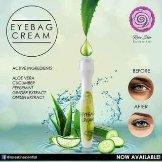 Eyebag cream