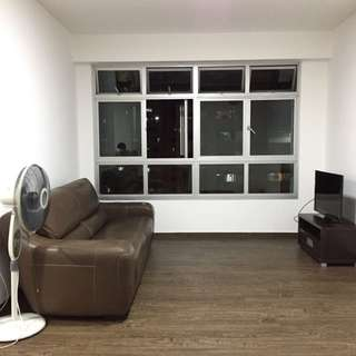 New 4-rooms BTO, whole unit for rental