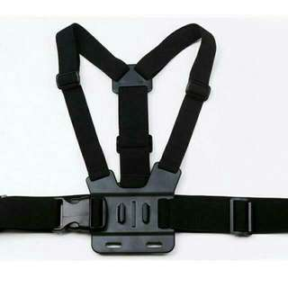 Chest Mount For Gopro Hero Action Camera