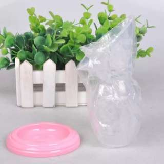(New)silicone breast milk pump feeding milk bottle
