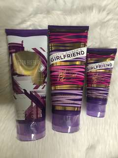 Justin Bieber Body Lotion