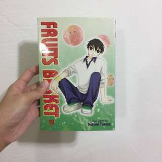 Fruits Basket Manga English 1-17, 19-20