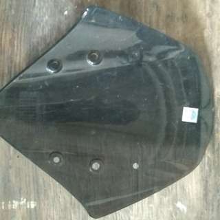 Visor or Wind Shield Honda CS1 (WIN Parts)