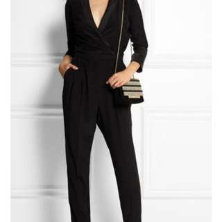 Osmose black jumpsuit