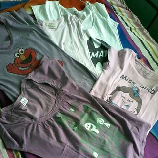SALE ! Any T shirt for 75php only