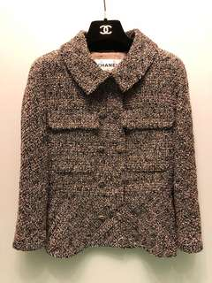 Chanel Short Jacket Size 34