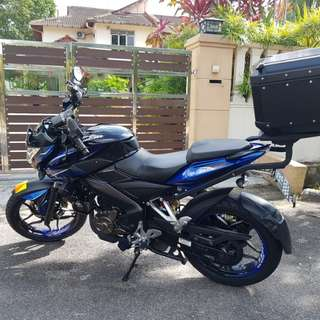 200NS Pulsar (Fuel Injection)