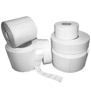 THERMAL LABEL ROLLS 40x46mm