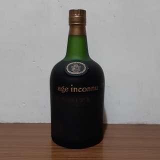 Croizet age inconnu cognac 700ml