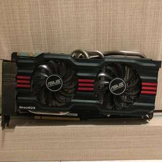 Asus GTX 770 DirectCU II OC 2GB