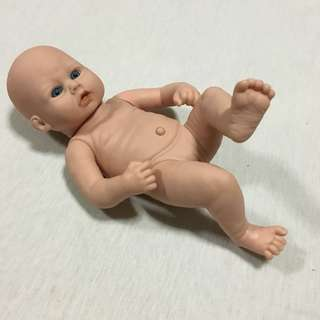 "12"" NEWBORN Baby Girl Infant Vinyl Doll Toy 12200 TC-9"
