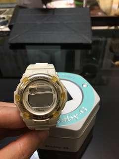 Baby-G Watch (White)