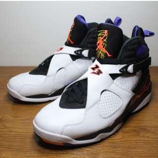 Nike Air Jordan 8 305381 142 40-46