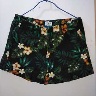 """ciaopanic shorts women floral print from Japan 28""""~30"""""""