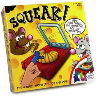 Squeak! (The Game)