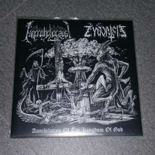 "Necroholocaust / Zygoatsis 7"""