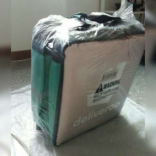 Deliveroo Delivery Thermal Bag New Unopened x 2 sizes