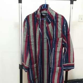 Polo浴袍