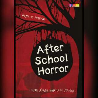 Ebook After School Horror