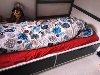 IKEA - Tuffing & Single bed