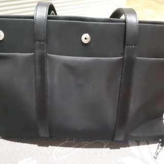 Black shouder bag