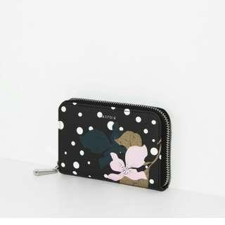 Parfois Zip Around Small Wallet