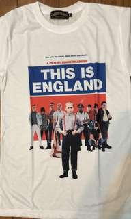 this is england vintage tee