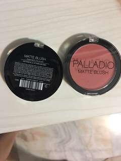 Palladio cheek color