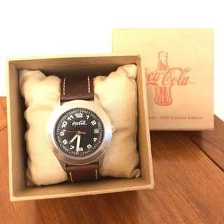 (全新正品)可口可樂自動機械錶 2005年 Coca-Cola Mechanical Watch