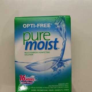 [全新包郵] 洗con水 Opti-free pure moist multi-purpose disinfecting solution