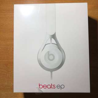 Beats EP - white 100% Authentic