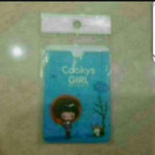 In Stock Cookys Girl Beginning Of Love Card Holder For Ezlink Card