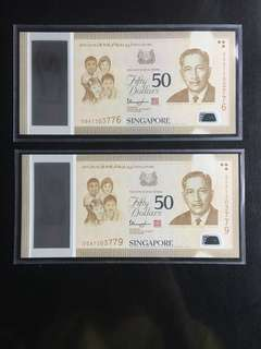 $50 Commemorative