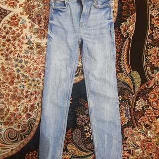 Zara jeans for sell