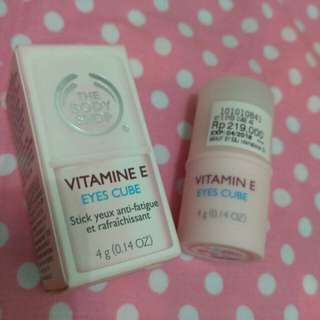 Eyes cube vit e bodyshop