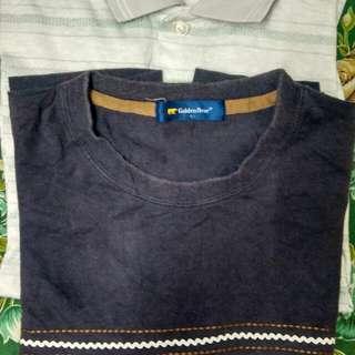 Golden Bear t-shirt dan colar t-shirt