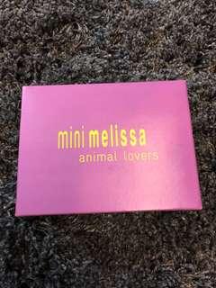 Mini Melissa Animal Lovers Cat Sandals
